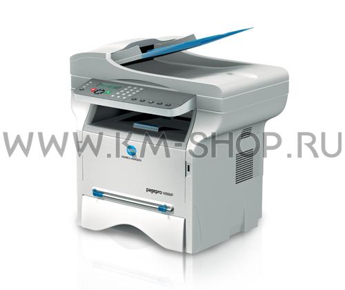 Konica minolta pagepro 1390mf printer