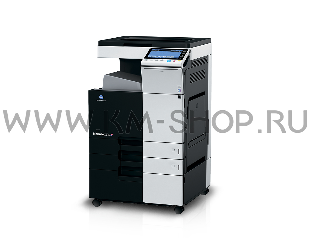 Konica Minolta Bizhub C224e Printer Twain Update