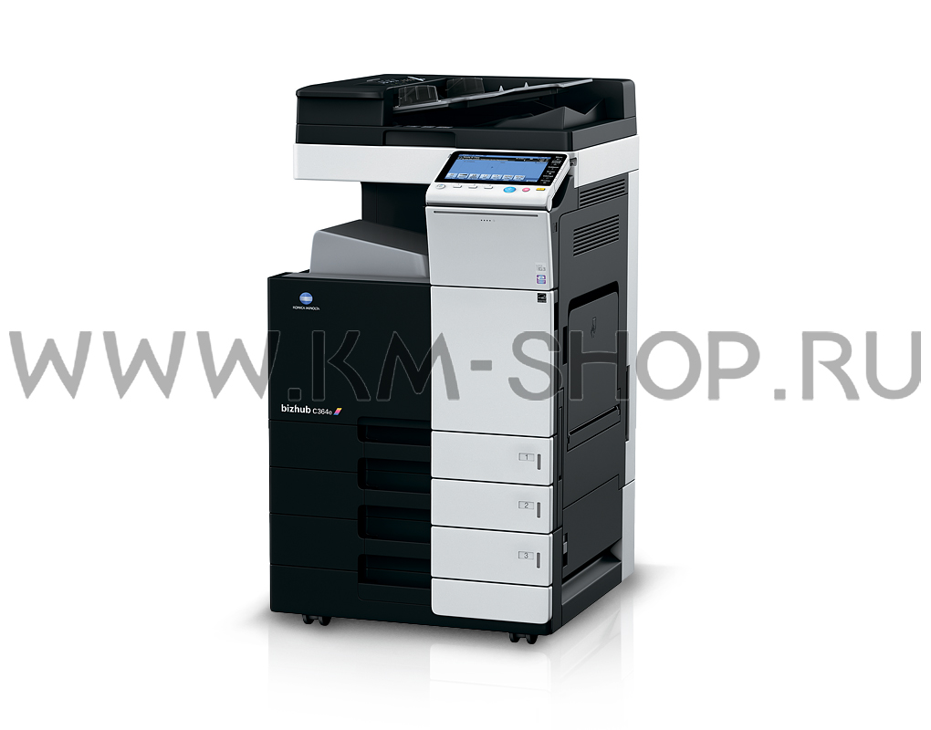 Konica Minolta Bizhub C364e Printer PS Drivers for Mac Download