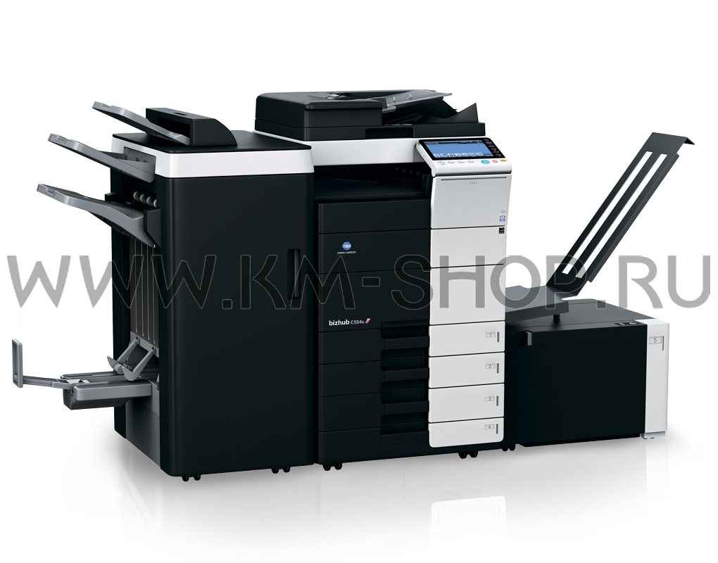 Konica Minolta Bizhub C554e Printer XPS Update