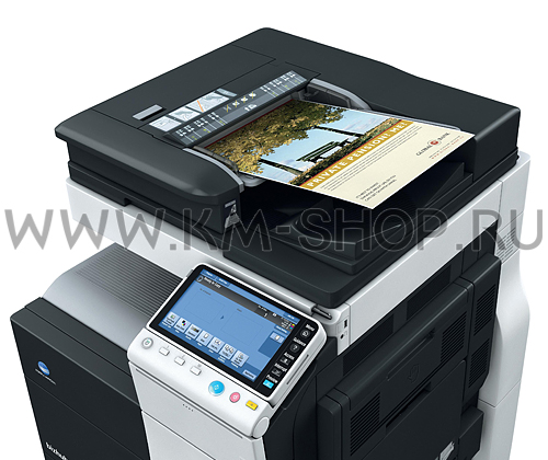 Konica Minolta Bizhub C654 Printer XPS/PS/PCL 64Bit