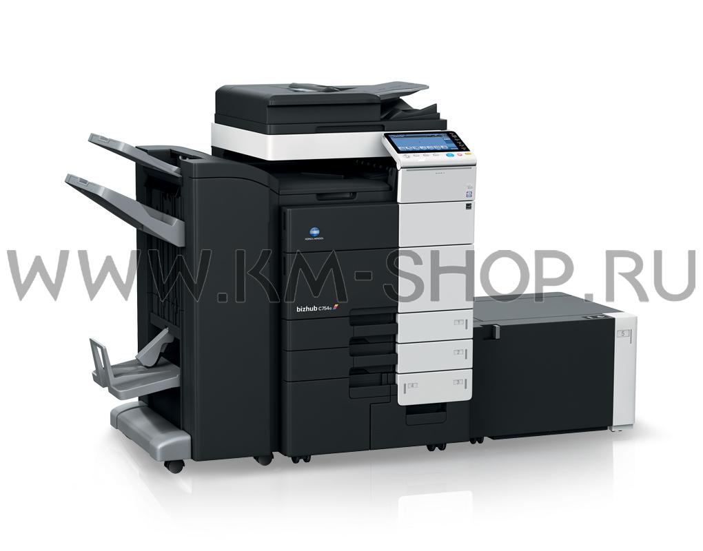 Konica Minolta Bizhub C754 Printer Fax Windows 8 X64 Treiber
