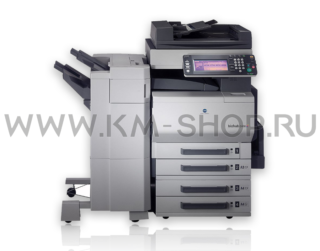 KONICA MINOLTA BIZHUB C450 PCL DRIVER FOR WINDOWS 7