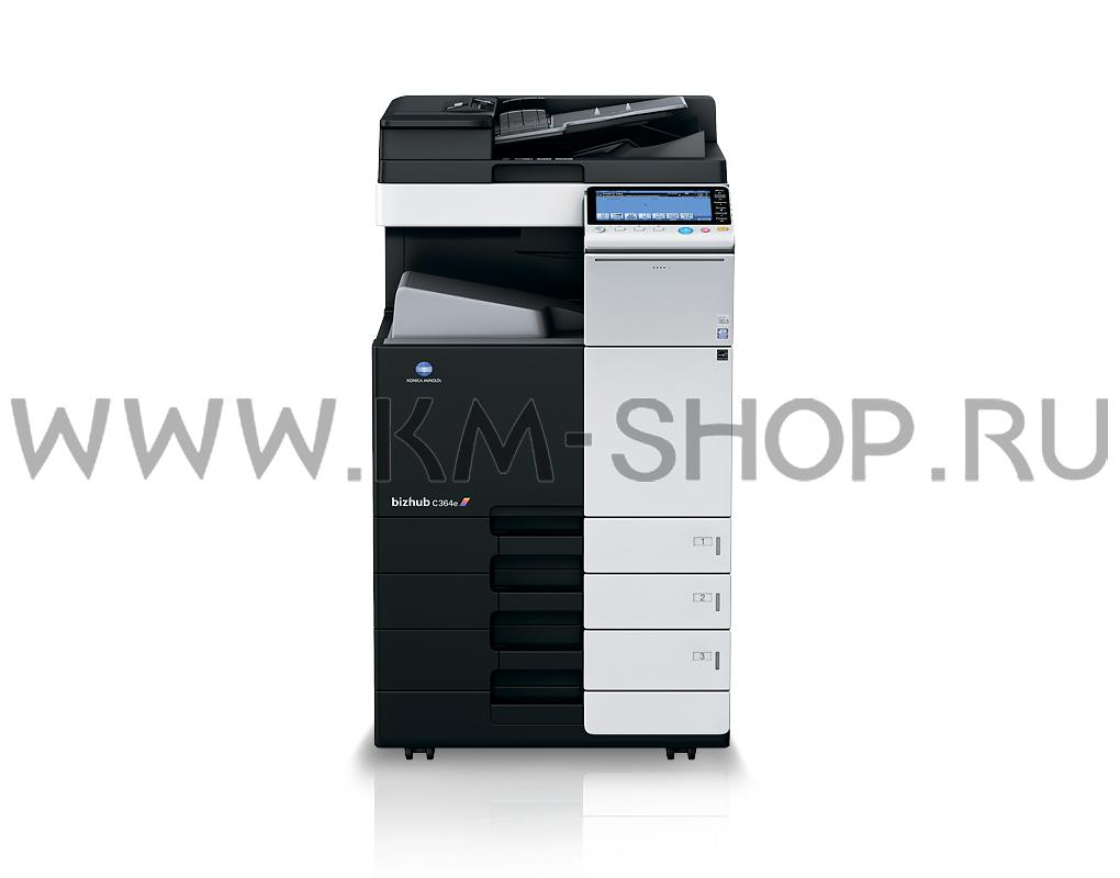 Konica Minolta Bizhub C364 Printer PS Mac