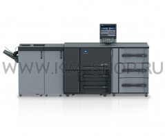 Konica Minolta AccurioPress 6136 с кассетой, модулем передачи и выходным лотком